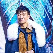 吴昊宸出席某活动 彰显轻熟型男魅力