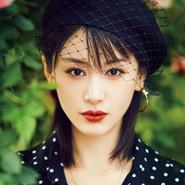 王子文再顿时尚杂志封面 变漂亮俏女郎一人双角自若切换