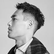 杨�v宁登金九男刊封面 复古演绎格纹时尚