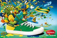 把人字拖灵魂注入布鞋 Havaianas布鞋系列首登亚洲