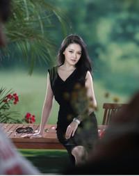 大S优雅女伶 时尚天梭表引领风骚,大S时尚天梭大中华区代言