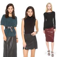 Shopbop:教你将高领毛衣穿出优雅时髦