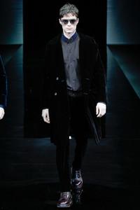 Giorgio Armani 2014秋冬男装流行发布