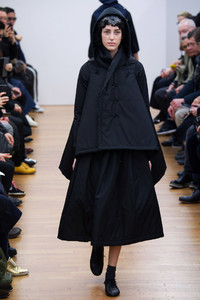 Comme des Garçons 巴黎2014秋冬时装秀