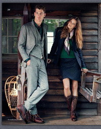 Brooks Brothers fall