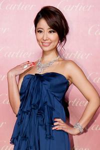 林青霞、刘嘉玲魅力女性经典演绎卡地亚高级珠宝