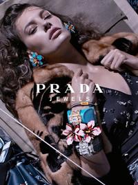 Prada 2014早春度假系列广告大片曝光