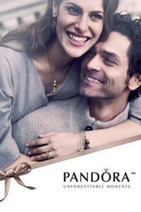 名流明星风尚热宠 Pandora手链引潮流风暴