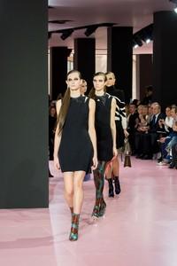 Christian Dior 2015秋冬巴黎时装周秀场