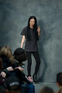 Vera Wang 2015秋冬纽约时装周秀场