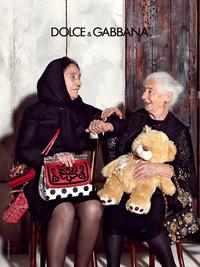 Dolce & Gabbana 2015春夏画报