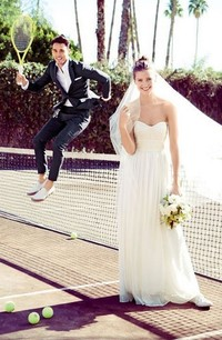 J. Crew 2015夏季系列时尚婚礼型录