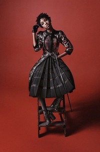Willow Smith 代言Marc Jacobs新季广告