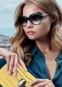 Magdalena Frackowiak 代言宝格丽全新广告