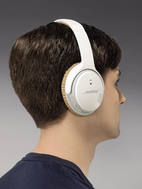 Bose SoundLink 耳罩式蓝牙无线耳机 II