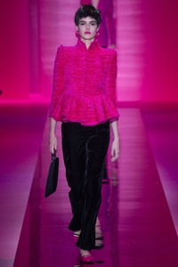 Giorgio Armani Prive 2015秋冬高定时装秀