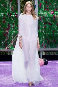 Christian Dior 2015秋冬高定时装秀