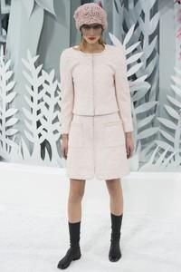 Chanel 2015春夏高定时装秀