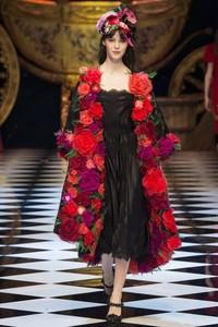 Dolce & Gabbana 2016秋冬时装秀