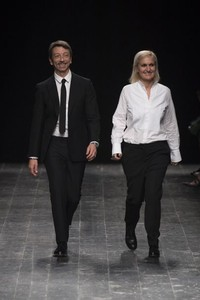 Valentino 2016秋冬 高级时装秀