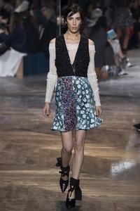 Christian Dior 2016春夏高定时装秀
