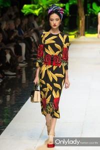 Dolce & Gabbana 2017春夏高级时装秀