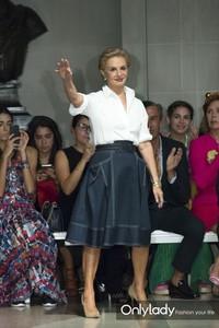 Carolina Herrera 2017春夏高级时装秀