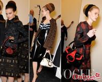 """50s风潮,Prada 2010秋冬""""Yo-Yo""""手袋"""