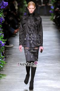 Givenchy 2011秋冬时装发布