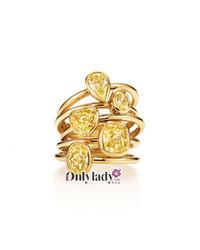蒂芙尼稀世黄钻 非凡珠宝展现伟大传承