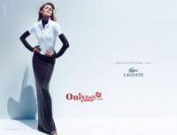 风尚立于独创 Lacoste2011春夏广告