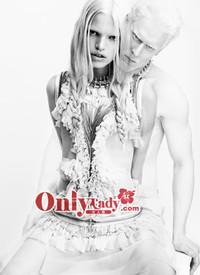 哥特战役 Givenchy2011春夏时装广告
