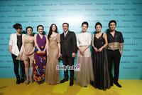 蒂芙尼全新黄钻珠宝系列中国发布会星光璀璨