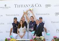蒂芙尼打造基金会马球挑战赛奖杯