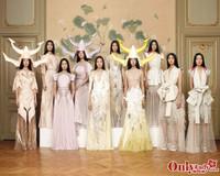 全亚洲模特阵容演绎Givenchy 2011春夏高级定制系列