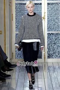 Balenciaga 2011秋冬时装发布