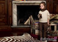 Dolce & Gabbana童装  极致演绎意大利艺术
