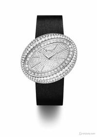 伯爵2012璀璨圣诞系列腕表