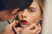 Burberry Beauty2013年春夏T台LOOK发布