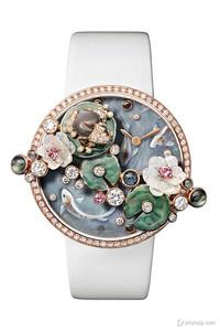 2013SIHH 卡地亚孤品高级珠宝腕表