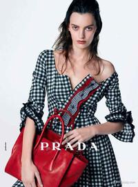 Prada 2013早秋系列广告大片