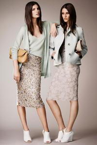 Burberry Prorsum 2014早春度假时尚型录