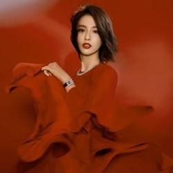 佟丽娅封面硬照爆红气质多变 网友:仙女本仙