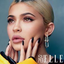 SuperELLE风格由我:全世界独一无二的Kylie Jenner