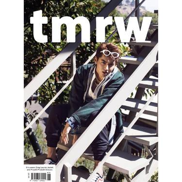 收获国内十大刊满贯后 吴亦凡登英国杂志《tmrw》封面
