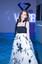 Angelababy亮相北京某活动 黑白礼裙高贵优雅显仙女气息