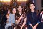 张宥浩出席时尚活动 时髦前卫的有趣少年