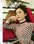港风chic!娜扎解锁香港杂志封面  复古少女诠释另类病娇腔调