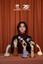 """尹正出席COSMO时尚盛典 红毯比心与翟天临""""疯狂互夸"""""""