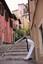 刘昊然旅行风景照释出 恣意漫步意大利街头
